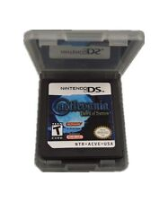 Used Castlevania: Dawn of Sorrow Version NDS DS LITE NDSI DSI XL LL Video Game