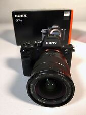 Sony A7s Mark II with Zeiss FE 16-35mm F4 lens - A+ Condition Barely Used