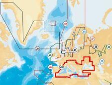 CARTOGRAFIA GPS NAVIONICS GOLD XL9 GEONAV MEDITERRANEO