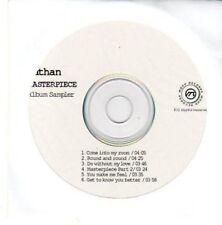 (BI764) Nathan, Masterpiece sampler - DJ CD