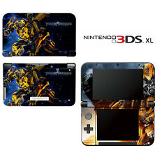 Vinyl Skin Decal Cover for Nintendo 3DS XL LL - Transformers Bumblebee