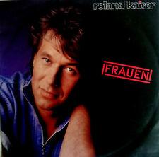 """7"""" 1989 KULT IN VG+++ ! ROLAND KAISER : Frauen"""