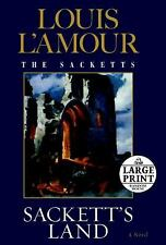 Sackett's Land (Random House Large Print) by L'Amour, Louis