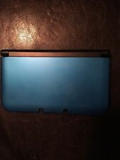 Nintendo 3DS XL (Latest Model)- Launch Edition Blue & Black Handheld System (SP…