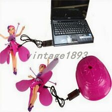 Flying Fairy Infrared Induction Remote Control Doll Fly Electric Toy Kids Gift