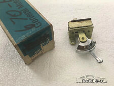 NOS 68 Chevy II Nova A/C FAN BLOWER SWITCH AC Air Conditioning 3909018