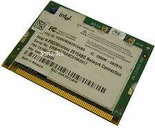 Intel PRO/Wireless WM3B2915ABG a/b/g Mini PCI Wireless Card