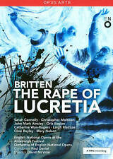 The Rape Of Lucretia, New DVDs