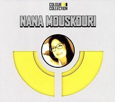 Colour Collection by Nana Mouskouri (CD, Jun-2006, Universal Distribution)