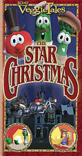 Kids dvd:Big Idea Veggie Tales-The Star of Christmas-find real meaning Christmas