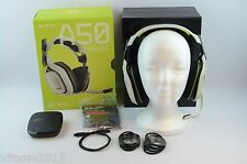 Astro A50 Wireless Gaming Headset XBOX ONE Edition Green Read