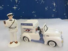 Dept 56 IT'S TIME FOR AN ICY TREAT Snow Village Good Humor Truck   #55013 (a715)