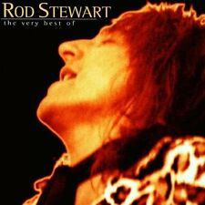 ROD STEWART THE VERY BEST OF / GREATEST HITS CD ALBUM (1998)