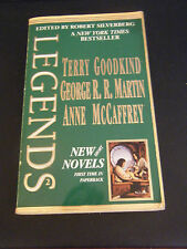 Legends: Short Stories by the Masters of Modern Fantasy Vol. 2 (1999, Paperback)
