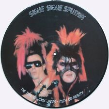 """Sigue Sigue Sputnik The Trial Of Tony James Myth Or Reality Picture Disc Uk 12"""""""