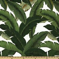 "SWAYING PALMS ALOE 54"" INDOOR/OUTDOOR FABRIC by TOMMY BAHAMA Fabric by the yard"