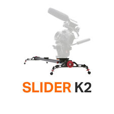 "Konova Slider K2 100cm(39.4"") Compatible Motorized System Camera Video Dolly"