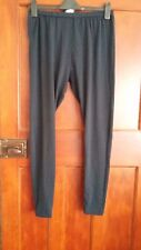 Ladies leggings by Kass,size16,navy,95%cotton,new no tag
