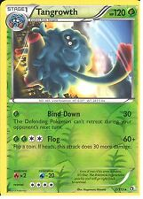 POKEMON NEGRO Y BLANCO LEGENDARY TREASURES-TANGROWTH 2/113 REV HOLO