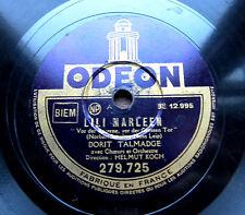 1334/ DORIT TALMADGE-Lied eines jungen Wachtpostens-LILI MARLEEN-Schellack