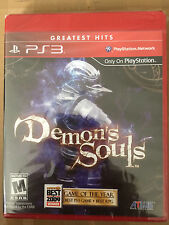 Demon's Souls (Demons) - PS3 - New & Sealed