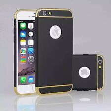 NEW Hybrid Armor Case Hard PC Back Cover Stand Phone Skin For iPhone Samsung