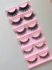 False Eyelashes Bundle Like Red Cherry Ardell Lilly Lashes Huda Eylure Unicorn