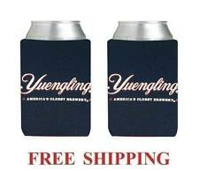 YUENGLING BREWERY 2 BEER CAN HUGGIE COOLER COOZIE COOLIE KOOZIE NEW