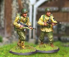 THE COLLECTORS SHOWCASE WW2 AMERICAN CBA046 101ST AIRBORNE SMG TEAM MIP