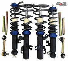 B&G Suspension RS1 Coilovers fits 2011-2012 Fiat 500 SS-15.200