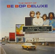 CD - Be Bop Deluxe - Raiding The Divine Archive - #A1444