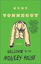 Welcome to the Monkey House by Kurt Vonnegut (1998, Paperback)