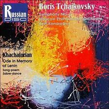 LEONID KOGAN - Boris Tchaikovsky: Symphony No.... CD ** Like New / Mint **