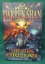 2 BOOKS DARREN SHAND THIN EXECUTIONER SAMUEL JOHNSON VS THE DEVIL TEENAGE FUN