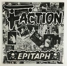 "The Faction - Epitaph 12"" EP - BRAND NEW - Color RSD 2016"