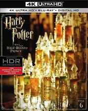 Harry Potter and the Half-Blood Prince (4K Ultra HD)(UHD)(DTS:X)