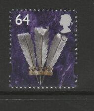 GB Wales 1999 Regional Definative 64p SG W86 MNH