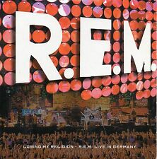 "R.E.M. ""LOSING MY RELIGION - REM LIVE IN GERMANY"" RARE SPANISH PROMO CD SINGLE"