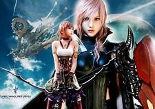 Lightning Farron Final Fantasy A3 Poster 5 A695