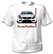 BMW z4 gt3 RACE ispirato 11-NUOVA Graphic T-Shirt S-M-L-XL - XXL