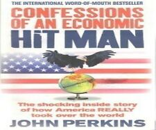 Confessions Of An Economic Hit Man Dvd John Perkins Conspiracy Gun Control Nwo