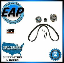For 05-07 VW Jetta 1.9 Diesel BRM Engine Hepu Timing Belt Kit With Water Pump