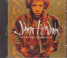 26749 //JIMI HENDRIX THE ULTIMATE EXPERIENCE CD TBE
