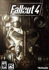 Fallout 4 - PC, New Windows Vista, Windows 7, Window Video Games