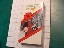 Factory Sealed VHS:The Dangerous Christmas of Red Riding Hood 1986 LIZA MINNELLI