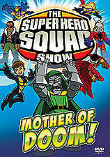 The Super Hero Squad Show - 22-26 Mother Of Doom (DVD, 2011) New & sealed