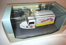 Goliath GD 750 (1950) SINALCO Transporter deliver van bus, Atlas in 1:43 boxed!