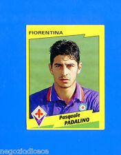 CALCIATORI PANINI 1996-97 Figurina-Sticker n. 98 - PADALINO - FIORENTINA -New