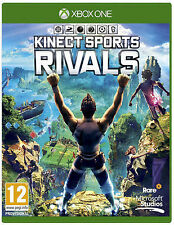 Kinect Sports Rivals (Microsoft Xbox One, 2014)CHEAP PRICE FREE POSTAGE