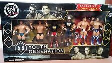 WWF HASBRO Wrestling Action Figures - VINTAGE Youth Generation - BOXED